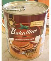 Сгущенное молоко Bakallino со вкусом какао 400гр