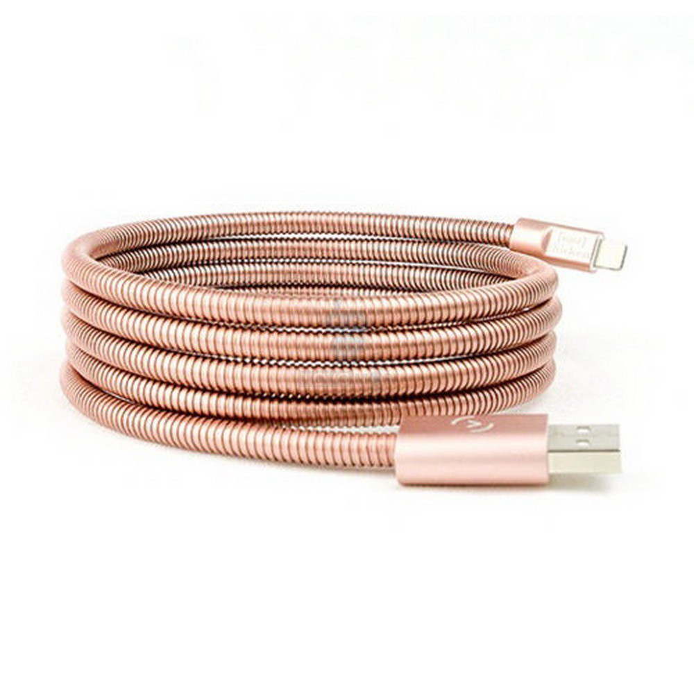 Сверхпрочный зарядный шнур в стальной оплетки, FuseChicken Titan Rose