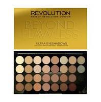 Палетка теней для век Makeup Revolution Ultra Shade Eyeshadow Palette Beyond Flawless