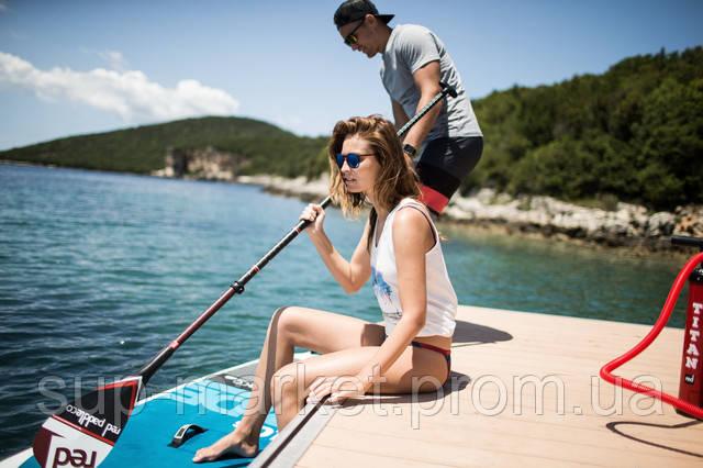 Надувная SUP доска Red Paddle Co Ride 10'6