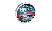 Леска с флюорокарбоновым покрытием TOUGHLON Nano 50м. 0,18 (4,66кг.)