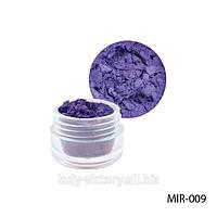 Фиолетовый пигмент для геля и акриловой пудры. MIR-009