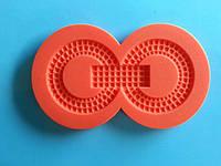 Молд силиконовый Пряжка, фото 1