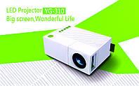 Портативный проектор Led Projector YG310 мультимедийный с динамиком