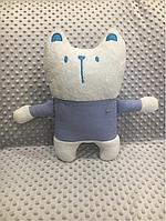 Игрушка подушка котик лапсик, фото 1