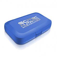 Таблетницы Scitec Nutrition Scitec pillbox Синий