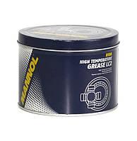Уникальная противозадирная термостойкая пластичная смазка Mannol LC-2 High Temperature Grease (800g)