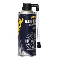 Герметик для покрышек Mannol 9906 Reifen Doctor (0,45L), герметик колес