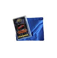 Искусственная замша для мойки и полирования автомобилей Mannol 9811 Synthetic Chamois