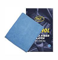 Микрофазерна очищающая тряпка Mannol 9815 Micro Fiber Cloth