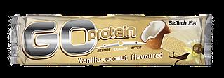 Протеиновые батончики BioTech Go protein 80 г