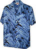 Рубашка гавайка Pacific Legend 410-3872 Blue