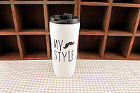 Керамическая чашка My style