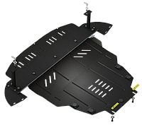 Защита картера двигателя, КПП, радиатора Lexus RX 330 2003-2005 V-все Кольчуга 1.0092.00