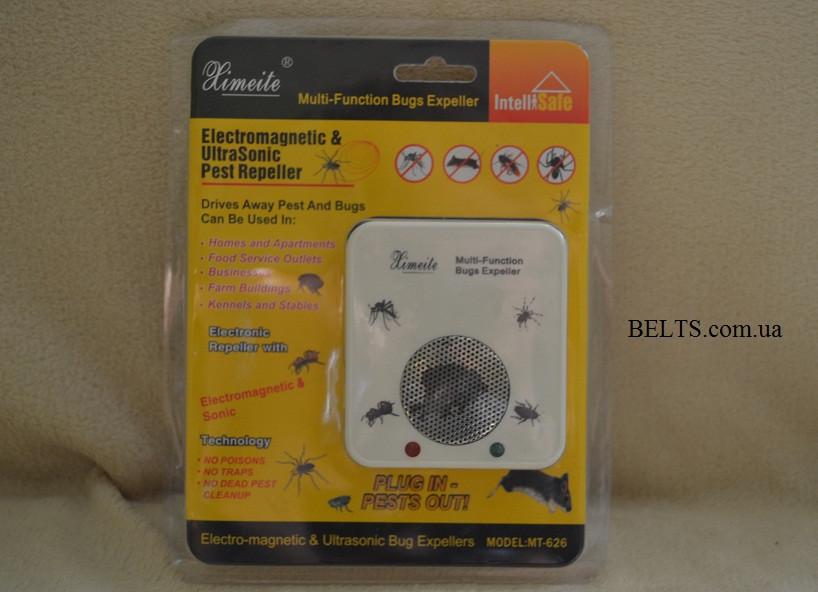 отпугиватель насекомых и грызунов ультразвуковой электромагнитный