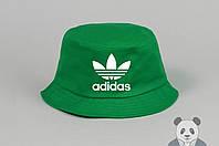 Панамка зеленая модная адидас,adidas