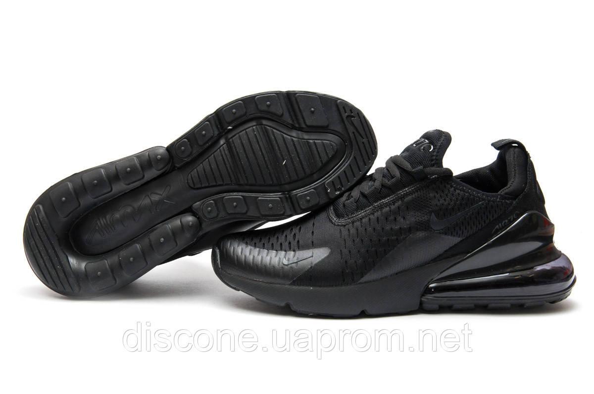 Кроссовки мужские ► Nike Air 270,  черные (Код: 12779) ► [  40 (последняя пара)  ] ✅Скидка 31%