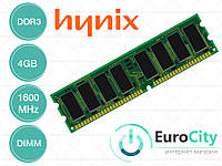 Оперативная память SK hynix DDR3-1600 4096MB PC3-12800U (HMT351U6CFR8C-PB) Карта памяти Модуль ОЗУ для ПК.