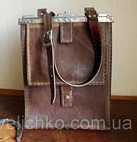Кожаная сумка , фото 1