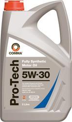 Синтетическое моторное масло Comma Pro-Tech 5w-30 5L