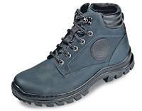 Ботинки мужские кожаные на меху, фото 1