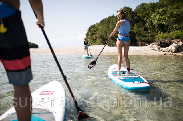 Надувная SUP доска Red Paddle Co Sport 12'6