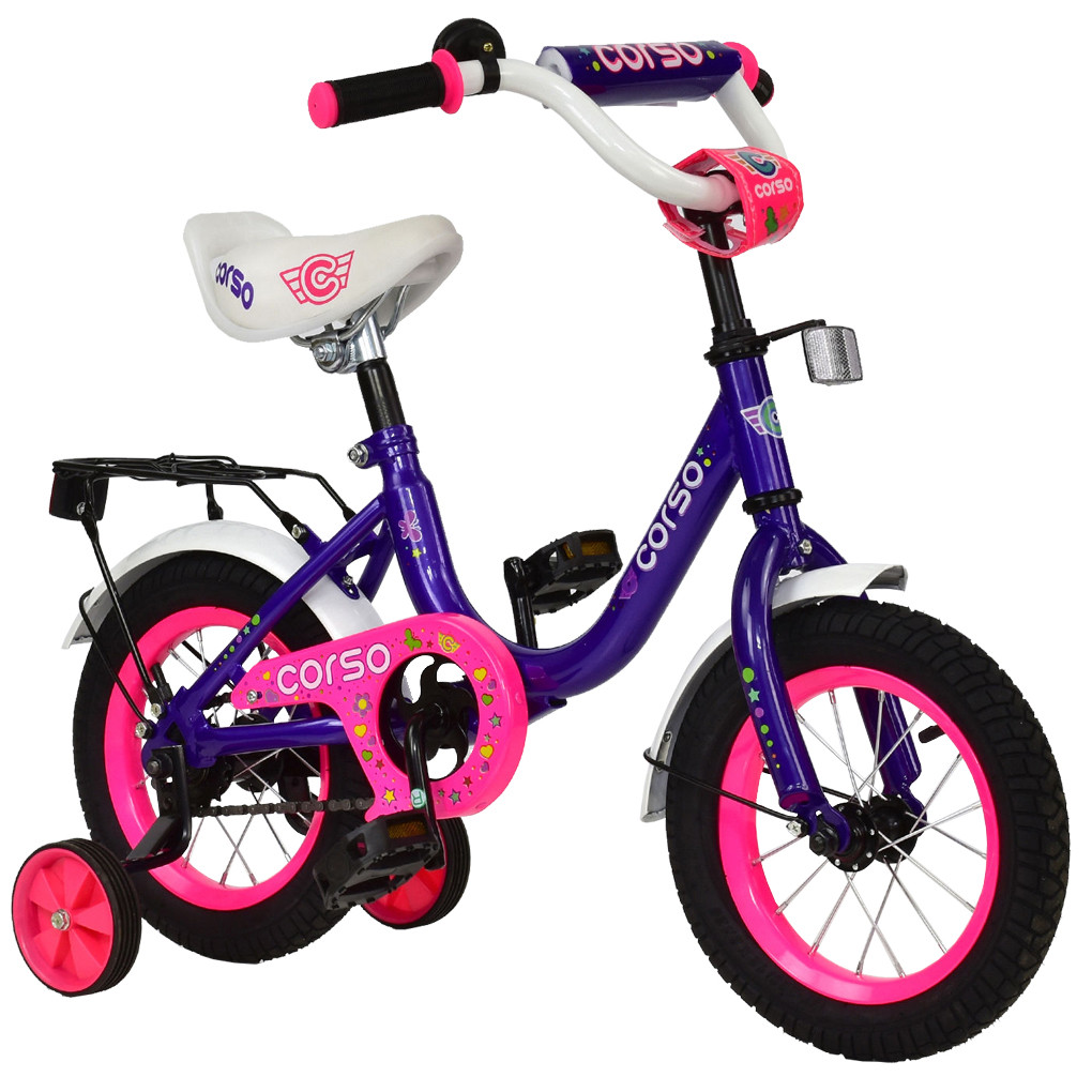 Велосипед CORSO Фиолетовый С-12010
