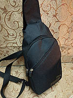 Барсетка PUMA слинг на грудь/Cумка спортивные мессенджер для через плечо 600D Оксфордткань(только ОПТ) , фото 1