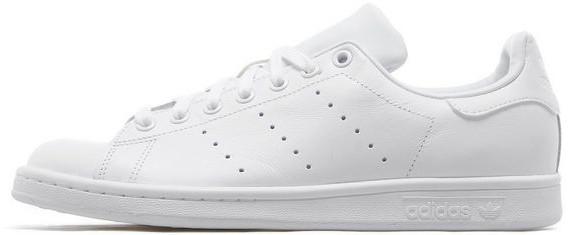 Женские кроссовки adidas Stan Smith 'White' (Адидас Стэн Смит) белые