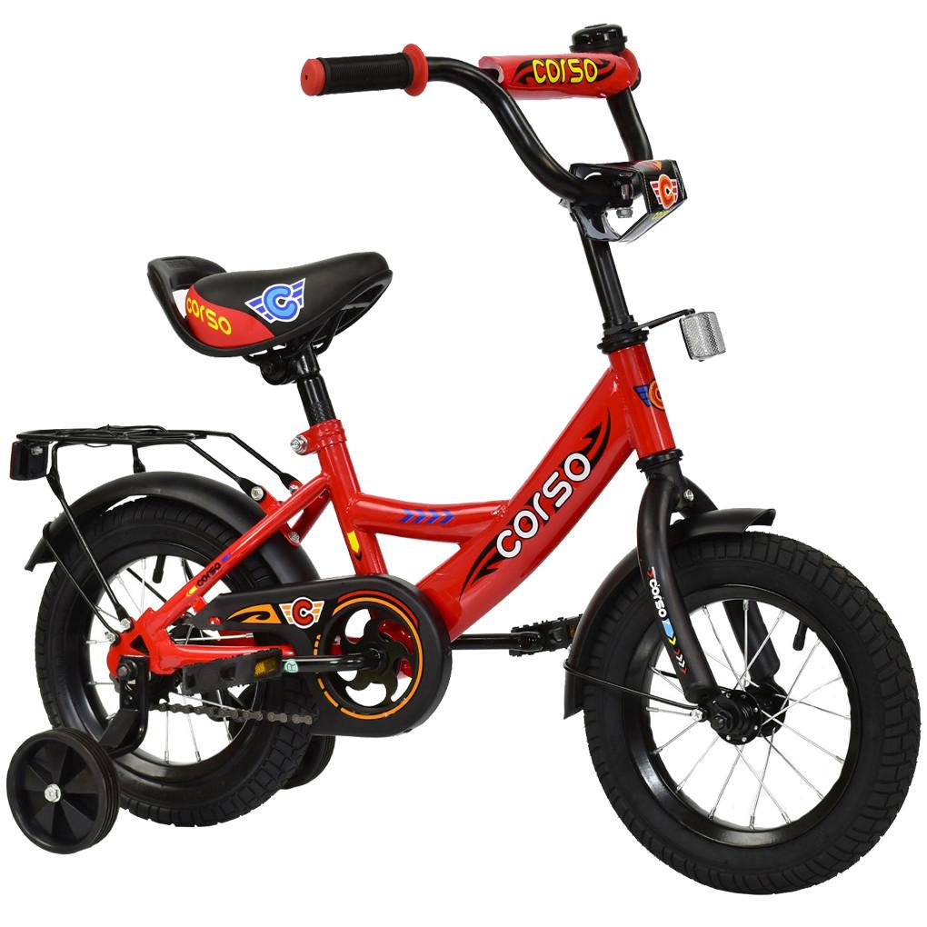 Велосипед CORSO Красный С-12020