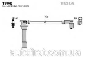 Tesla T980B Высоковольтные провода Mazda