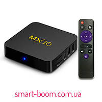 TV Box MX10 4/64gb RockChip RK3328