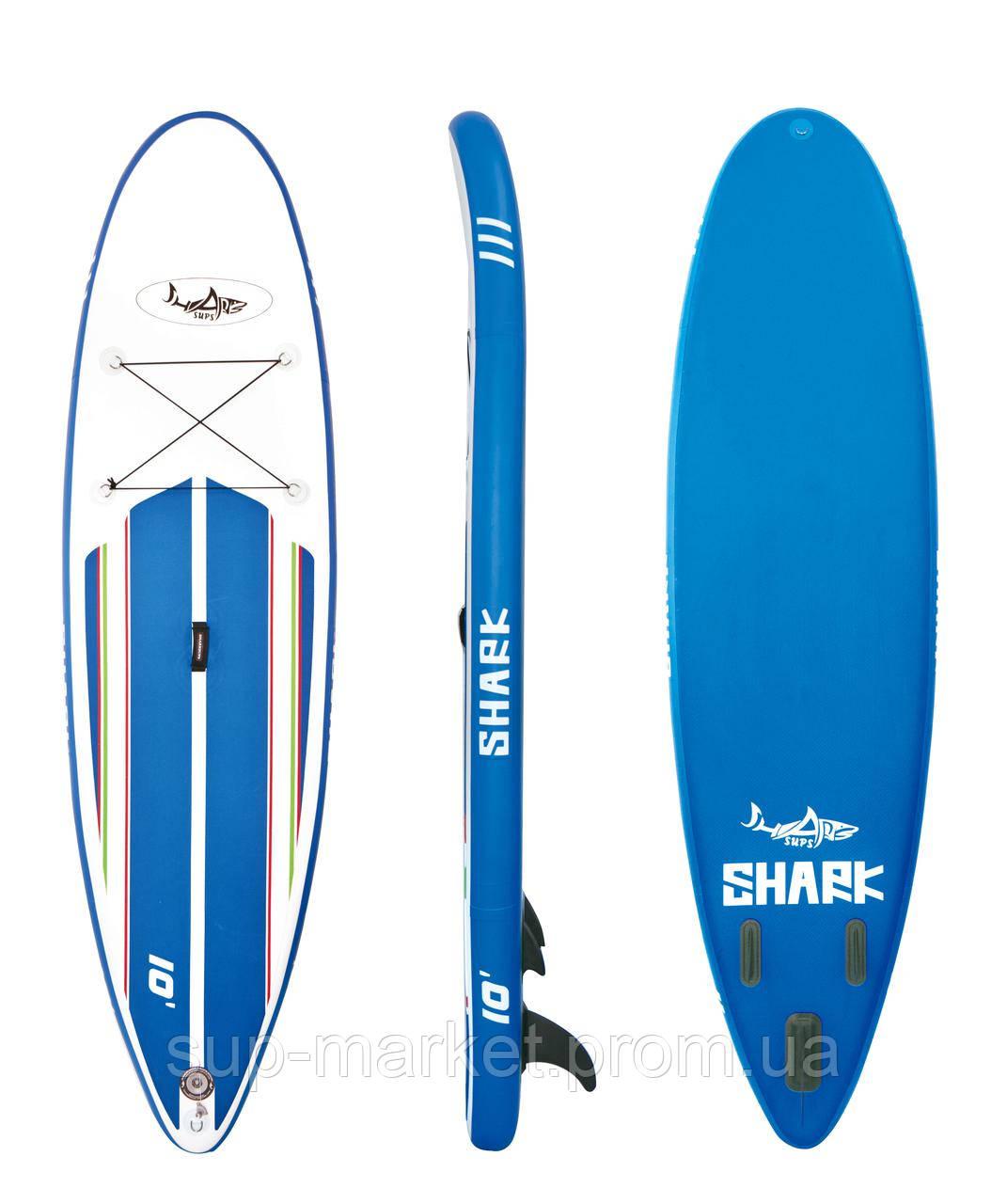 "SUP доска Shark All-Round Regular 10'0"", SAR-305, 2018"
