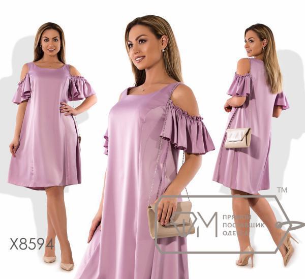 Платье женское,батал р. 48,50,52,54  Фабрика Моды XL