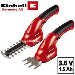 Аккумуляторные ножницы-кусторез Einhell GC-CG 3,6 Li WT