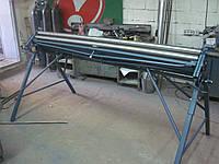 Листогибочные вальцы ручные ВР-Д-2000 с прорезью