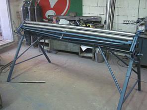 Листогибочные вальцы ручные ВР-Д-2000 с прорезью, фото 2