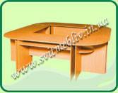 Комплект столов для учительской