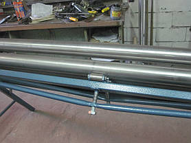 Листогибочные вальцы ручные ВР-Д-2000 с прорезью, фото 3