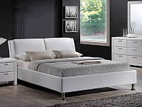 Ліжко з ДСП/МДФ в спальню двоспальне Mito 160*200 SIGNAL
