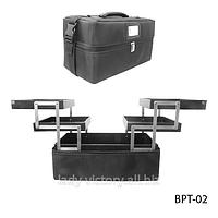 Профессиональный сумка для мастеров маникюра и визажа   BPT-02