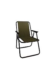 """Стул - кресло складной """" Фидель """" для рыбалки зеленый,отдыха,пляжа"""