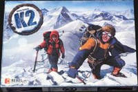 """Настольная альпинистская игра """"К2"""""""