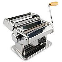Машинка для разкачування тіста і приготування пасти тісторозкатка-лапшерізка