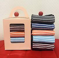Набор женских демисезонных носочков размер 35-41 ассорти 5 пар