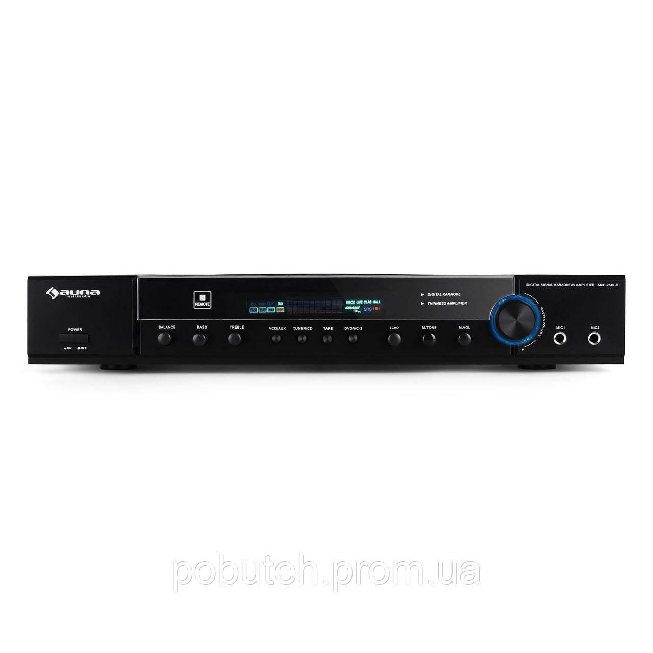 Усилитель  Auna AMP-2540-B 5.1