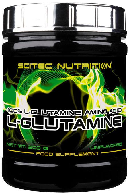 Глутамин Scitec Nutrition L-Glutamine 300 g