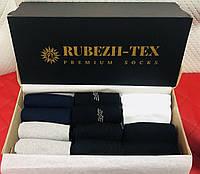 Набор мужских демисезонных носков размер 41-44 ассорти 12 пар