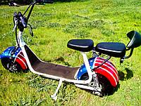 Электробайк Citycoco 1000Ватт (американец) MINI