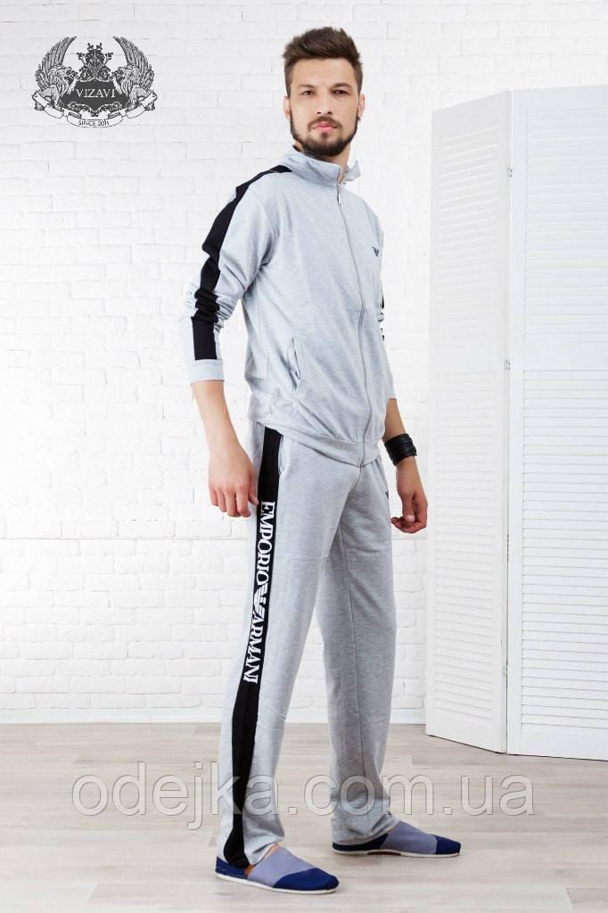 Спортивный костюм мужской Армани Мод. 1001 рус. -